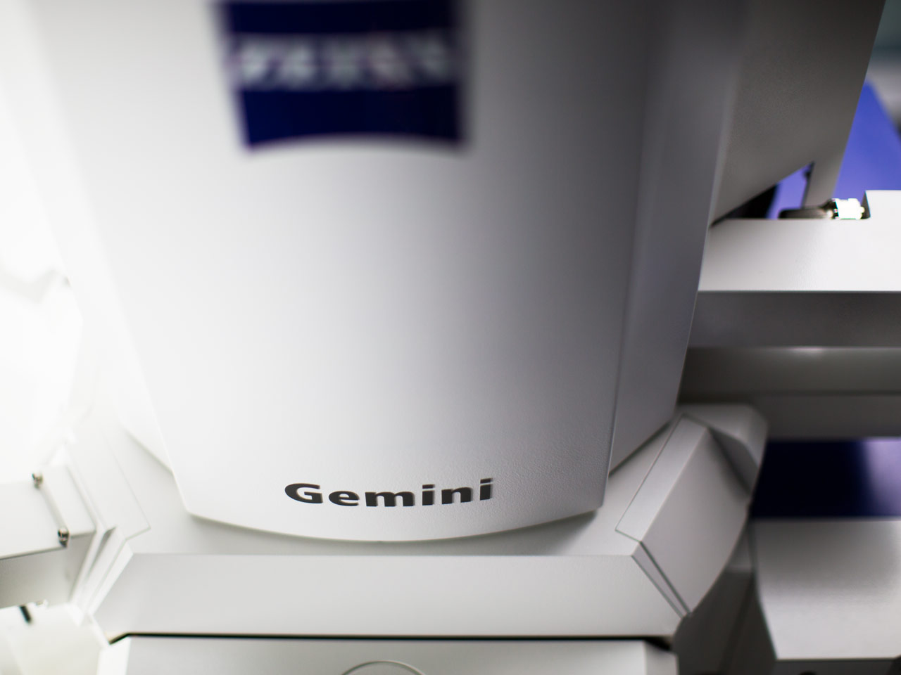 ZEISS Crossbeam mit Gemini-Optik