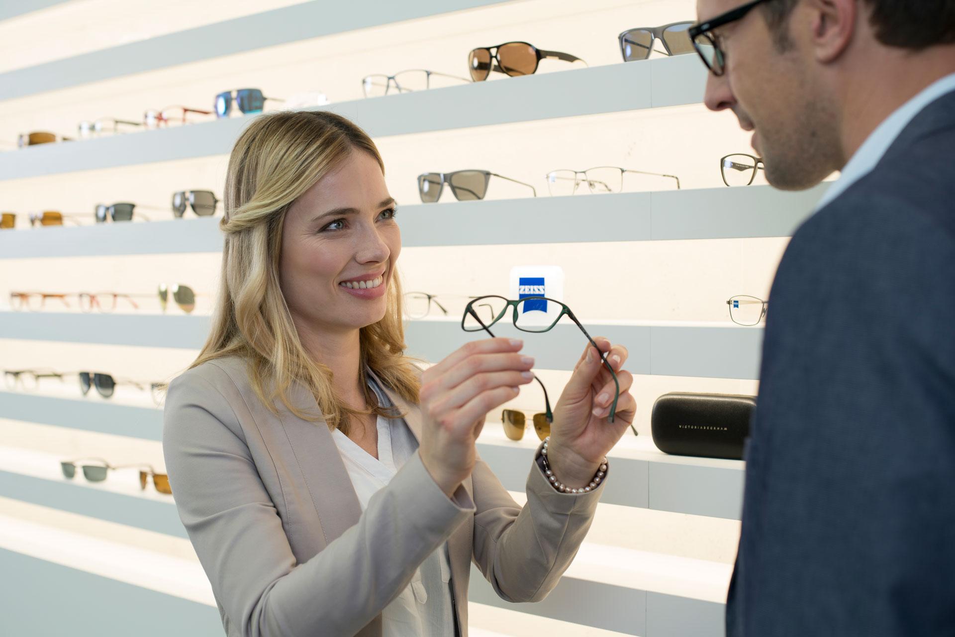 Check Für Den Brillenkauf