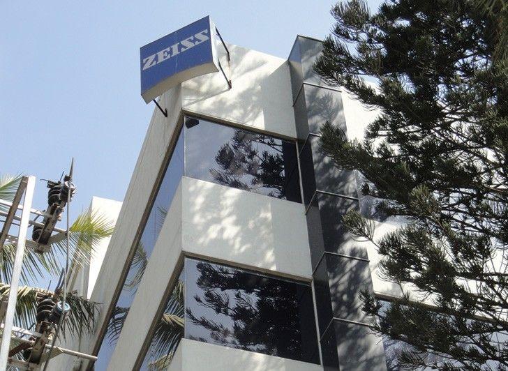 Zeiss Building India Bangalore