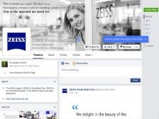ZEISS on facebook