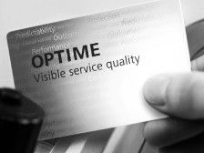 OPTIME - Visible service quality